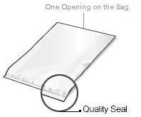 Bottom Seal Poly Bags