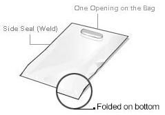 Side Weld Poly Bags